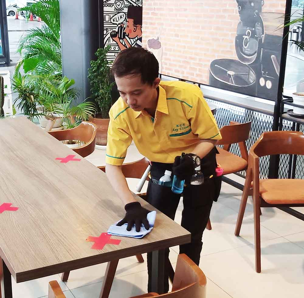 jasa cleaning service jakarta by keyclean