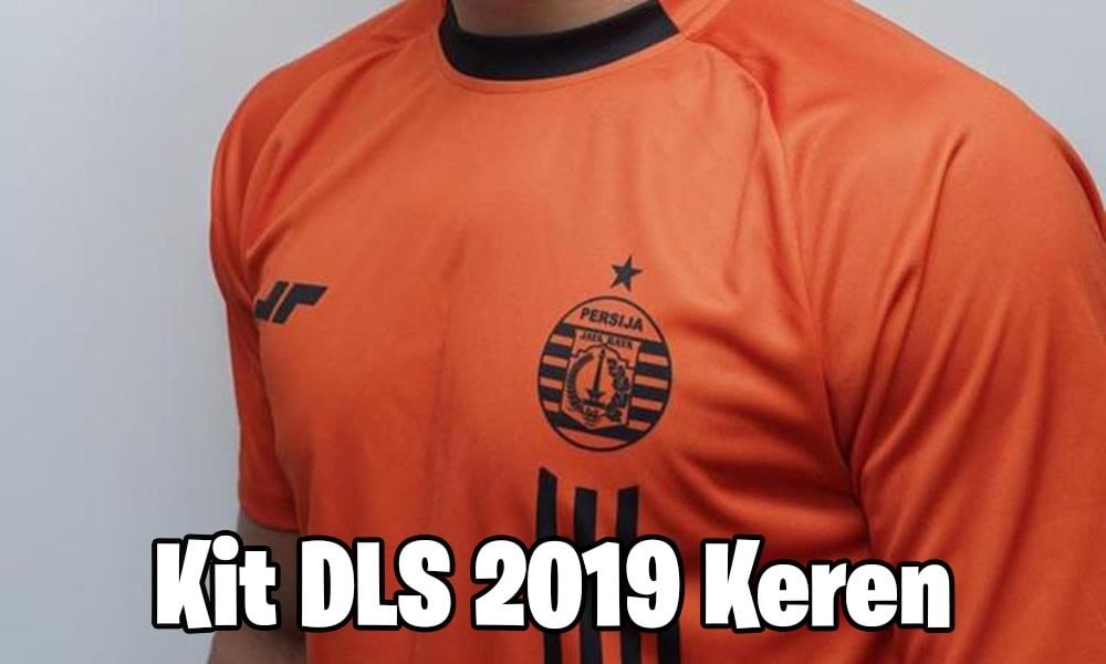Kit Dream League Soccer 2019 Keren