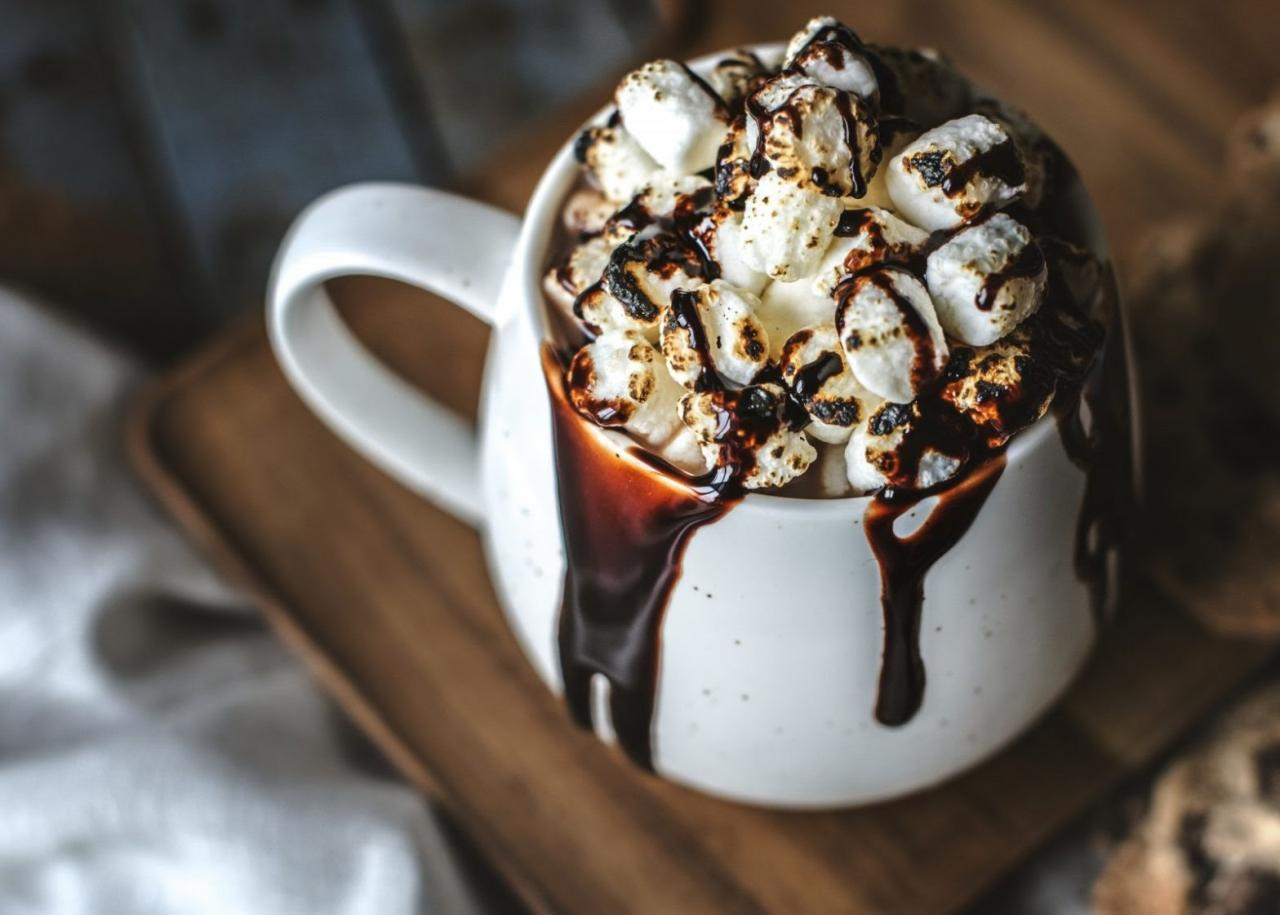 Aneka Resep Minuman dari Coklat yang Mudah Dibuat dan Enak