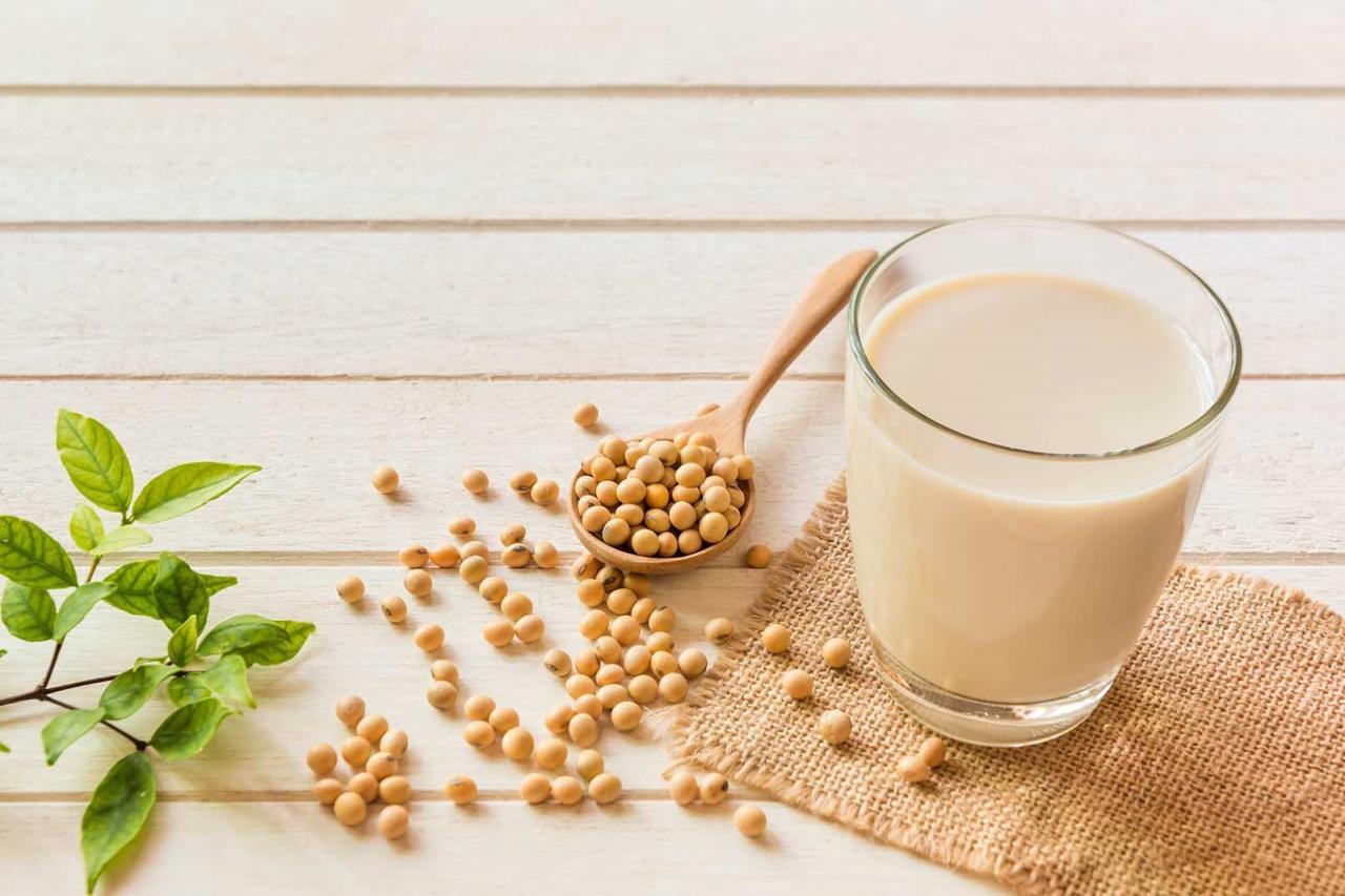 Cara Membuat Susu Kedelai Sendiri di Rumah dengan Praktis dan Dijamin Enak
